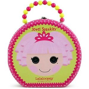 Lalaloopsy Tin Carry All Hatbox - Jewel Sparkles